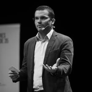 Rafael Salazar - CEO Gelt Giro